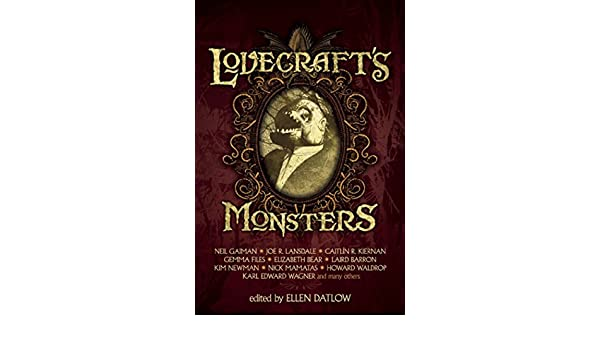 Lovecrafts Monsters (English Edition) eBook: Neil Gaiman ...