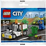 LEGO City Garbage Truck Mini Set #30313 [Bagged] by LEGO