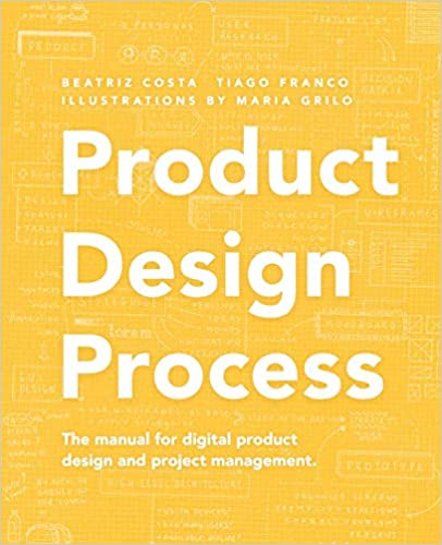 Image of the book Product Design Process which speaks about the product design process.