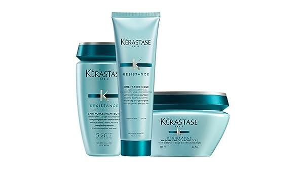 Kerastase - Arquitecto de fuerza de la raza de resistencia y ...