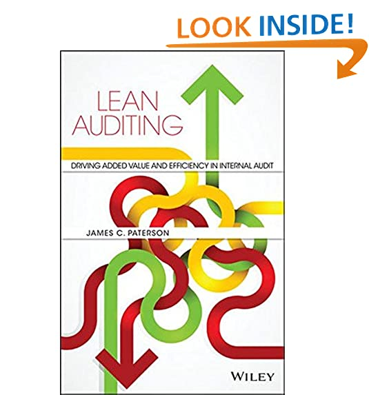 Internal auditing amazon lean auditing driving added value and efficiency in internal audit fandeluxe Gallery