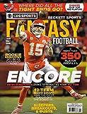 Best Fantasy Football Magazines - Beckett Fantasy Football Magazine 2019 (++ FREE GIFT) Review