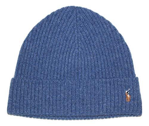 (Polo Ralph Lauren Winter Hat Wool Beanie Cap )