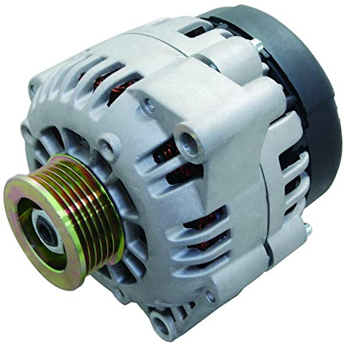 New Alternator For Chevy GMC Olds Isuzu Blazer Astro Jimmy Sonoma S10 V6 4.3L 10464433 10480254 321-1793 334-2475 - Blazer Sonoma