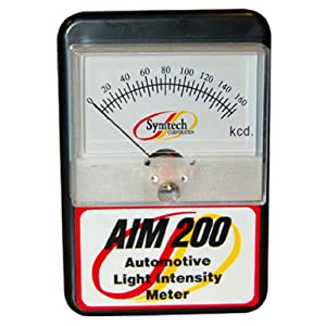 Symtech AIM 200 Light Intensity Meter