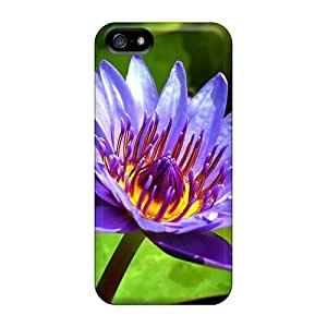 New Snap-on AnnetteL Skin Case Cover Compatible With Iphone 5/5s- Beautiful Lotus by lolosakes