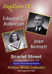 Scarlet Street - 1945 (Digitally Remastered Version)