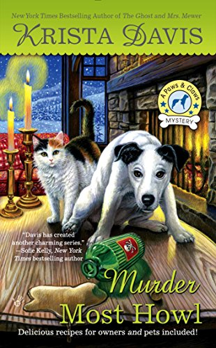 Murder Most Howl (A Paws & Claws Mystery Book 3)