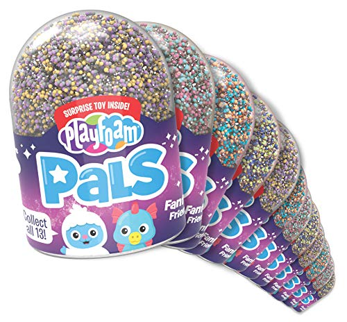 Educational Insights Playfoam Pals Fantasy Friends, Party Pack of 12 | Non-Toxic, Never Dries Out | Sensory, Shaping Fun, Arts & Crafts For Kids | Surprise Collectible Toy | Ages 5+