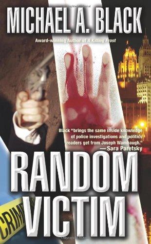 book cover of Random Victim