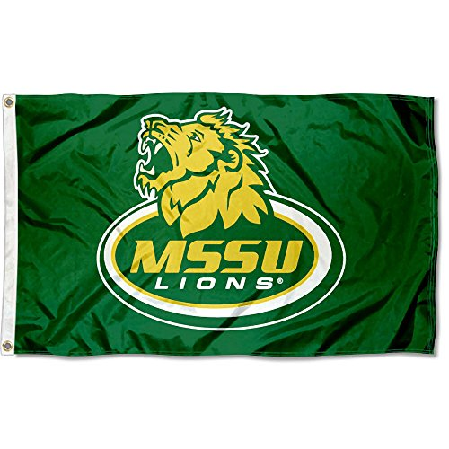 (College Flags and Banners Co. Missouri Southern State University Lions 3x5 Flag )
