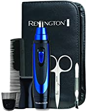 Remington 3-in-1 Trimmer Nose, Ear and Face Trimmer/Groomer Kit