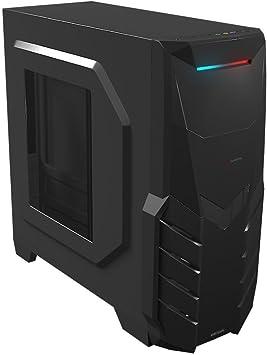 Mars Gaming MC316 - Caja de ordenador para gaming, con ventilador ...