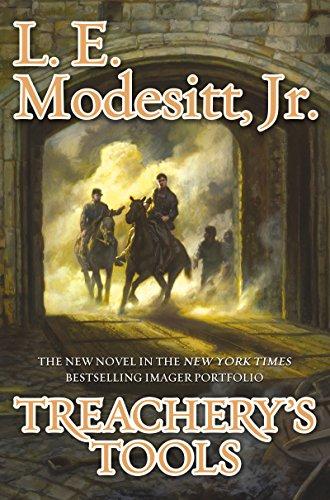 Treachery's Tools (The Imager Portfolio Book 10) (Holder Tool Fire)