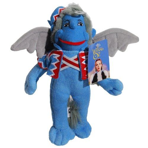 Flying Blue Monkey - Wizard of Oz - Warner Bros Bean Bag Plush - Wizard Of Oz Flying Monkeys