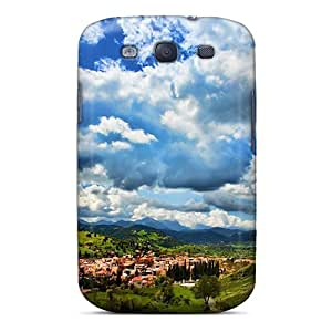 Hot Design Premium EzNQuQl4344nNCQs Tpu Case Cover Galaxy S3 Protection Case(kalavryta In Western Greece)