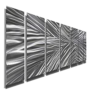 Amazon.com: Statements2000 Abstract Extra Large 3D Metal ...