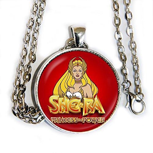 SHE-RA Princess of power - pendant necklace - HM