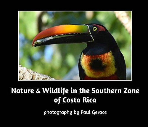 Download Nature & Wildlife in the Southern Zone of Costa Rica photography by Paul Gerace ebook