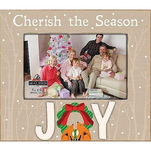 CHERISH THE SEASON 2016 by Malden Design - 4x6