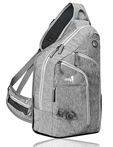Plus Oversized Sling Bag for Men Women,Extra Durable Rope Strap Chest Backpack for Outdoor 28L Million Gift Chest