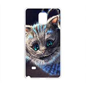 Happy Alice In Wonderland Case Cover For samsung galaxy Note4 Case