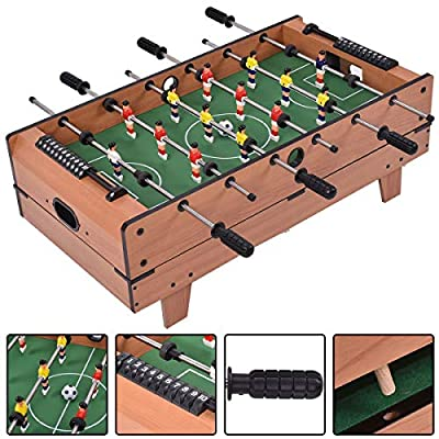 ReunionG 4 in 1 Multi Game Table Including Hockey Foosball Table Tennis Billiard Combination : Sports & Outdoors