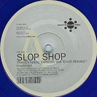 Slop Shop - Transzendenz Express (Jimi Tenor Remake)