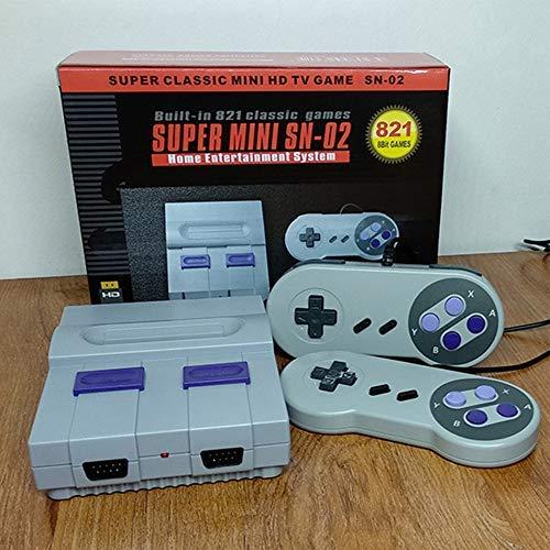 Pokeman Classic Game Console, HDMI HD Super NES Mini Retro Video Game Console TV Game System by Pokeman (Image #4)