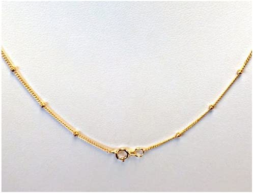 Gold Filled Chain  Satellite,and Mics Chain