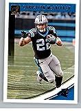 2018 Donruss Football #40 Christian McCaffrey Carolina Panthers Official NFL Trading Card