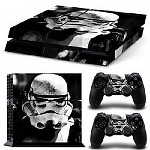eXtremeDecal Skin Sticker Decal Cover For PlayStation4 PS4 Console+Controllers for STAR WARS XDi67400 (Ps4 Controller Wrap compare prices)