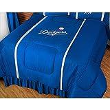 Sports Coverage MLB Los Angeles Dodgers Sidelines Bedding - Comforter