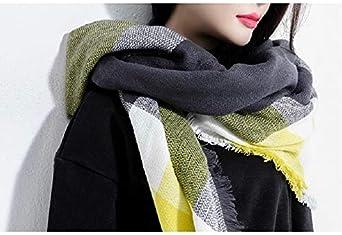 Tuopuda/® Sciarpa Donna Inverno Donne Inverno Di Grandi Simensioni Signore Sciarpa Di Cachemire Grande Sciarpa