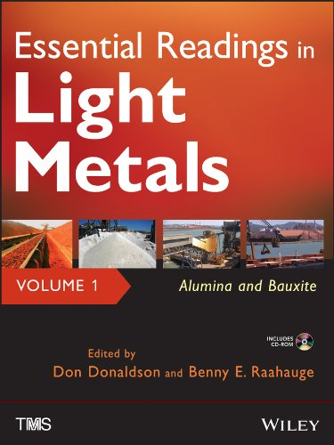 Essential Readings in Light Metals, Alumina and Bauxite (Volume 1)