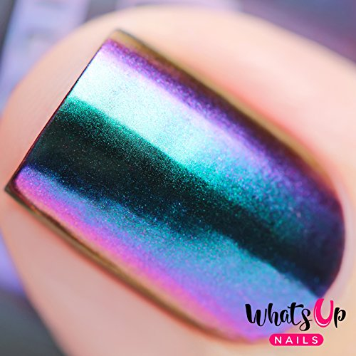 Whats Up Nails - Paradise Powder Magic Shifting Pigment with Multi Chrome Effect