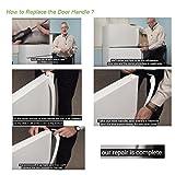Woday 218428101 Refrigerator Door Handle Durable
