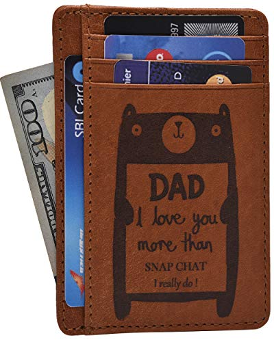 Personalized Gifts for Men and Women - Graduation Best Gifts Fathers Day From Daughter Son Thank You Mothers Day Gift Ideas -
