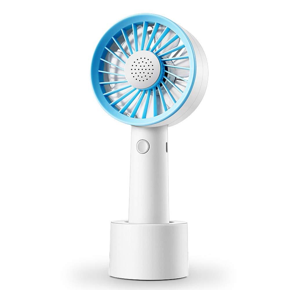Mini Fan, Handheld USB Fan Portable Outdoor Personal Fan Cooling Desktop Fan, 3 Model for Home Office Outdoor Travel,D by Fan-wyx