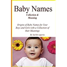 Baby Names(Collection & Meaning)