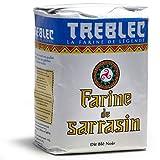 Treblec Farine De Sarrasin - Buckwheat Flour From Brittany - 2.2 Lbs (6 PACK)