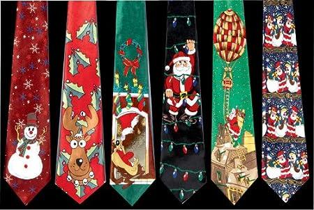 Renos de Navidad Musical corbata: Amazon.es: Hogar