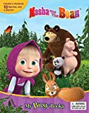 img - for Masha & the Bear My Busy Books book / textbook / text book