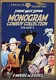 Monogram Cowboy Collection Volume 3: Johnny Mack Brown Classics