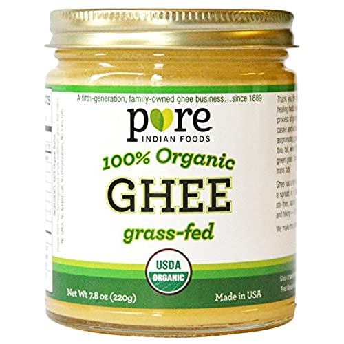Pure Indian Foods Ghee Amazon