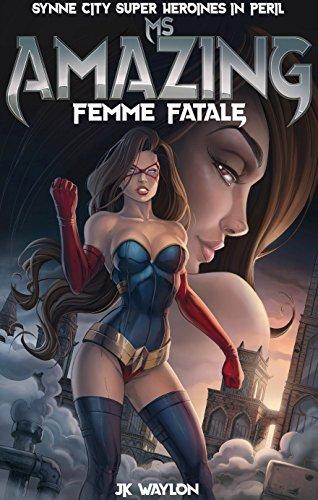 Superheroines and erotic peril photo 646