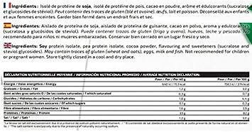 IOGENIX VEGAN PROTEIN 1Kg Chocolate Proteina Vegana: Amazon ...