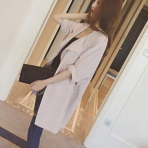 Femme El Cardigan Cardigan Longue Femme xFpvSnwq4