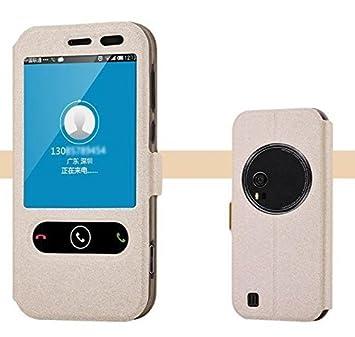 PREVOA Coque Pour ASUS Zenfone Zoom ZX551ML