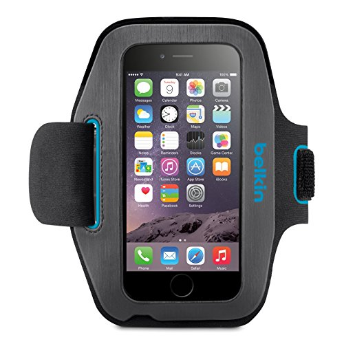 Belkin Sport Fit Armband iPhone Gravel